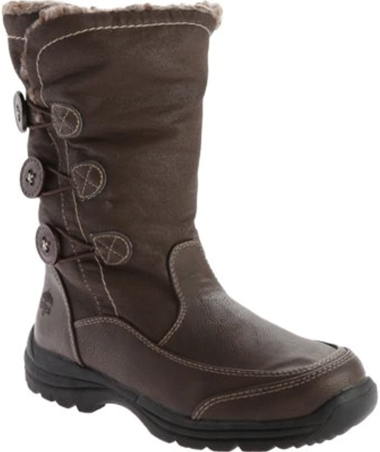 Totes Womens Cam Snowboot, Available in Wide Foot and Wide Calf Fit
