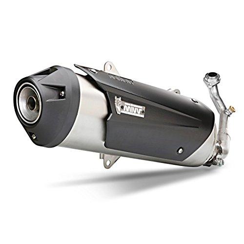 Tubo de Escape Mivv Urban Honda SH 125/ i Scoopy 13-16 Sistema Completo