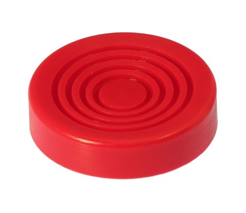 Prothane 19-1403 Red Jack pad fits up to 3' Diameter Jack