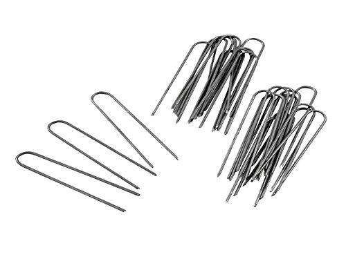 Preisvergleich Produktbild 1 Kg Efeunadeln aus Metall in verschiedenen Längen (Länge - 80 mm)