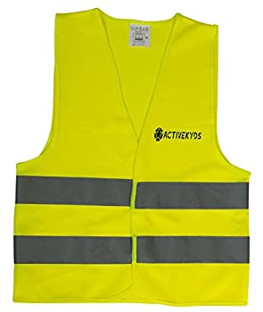 High Visibility Kids Safety Vest for Construction Costume
