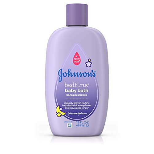 Price comparison product image Johnson's Bedtime Bath To Help Babies Sleep,  15 Fl. Oz.