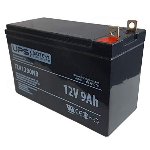 DXGNR7000 Replacement 12V 9Ah NB Battery for DeWalt 7000W Portable Generator by UPSBatteryCenter