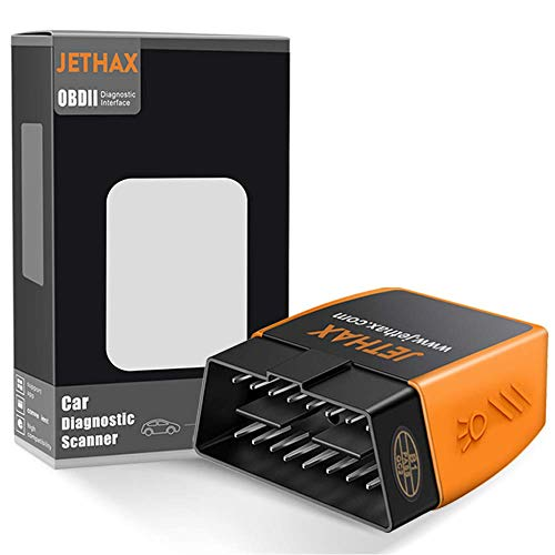 Jethax Automotive Scanner