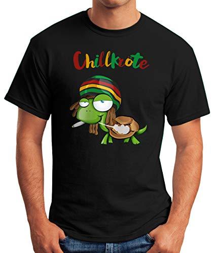 Chillkröte Kinder T-Shirt Turtle Fun Style