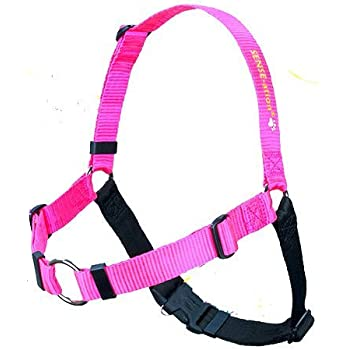 The Original Sense-ation No-Pull Dog Training Harness (Pink, Small)