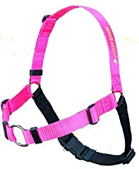 Easy to use Safe and gentle Free instruction booklet included with every harness The original front-leash attachment harness Immediately effective when used properly