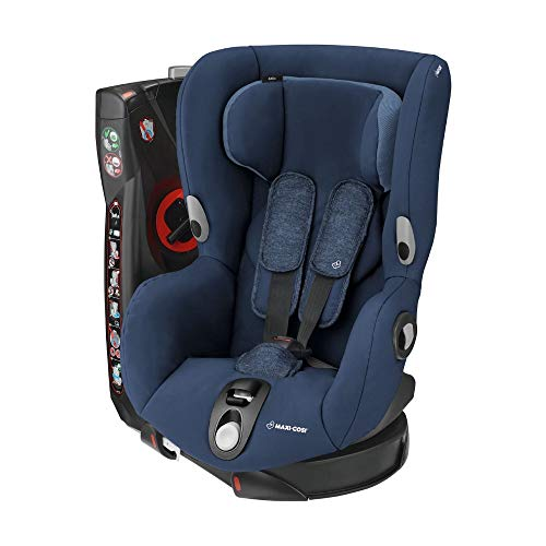 Maxi-Cosi Axiss, drehbarer Kleinkind-Autositz, 9 Monate - 4 Jahre, 9 - 18 kg, Nomad Blue (blau)