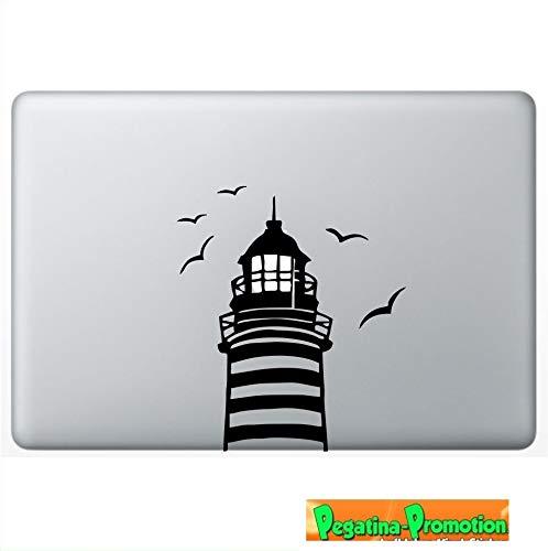 Leuchtturm 2 Apple Aufkleber Sticker für MacBook Air 11 13, MacBook Skin 13, 15, 17 Zoll inch Apple Notebook Aufkleber ohne Hintergrund Tattoo Vinyl PEGATINA Apple Mac