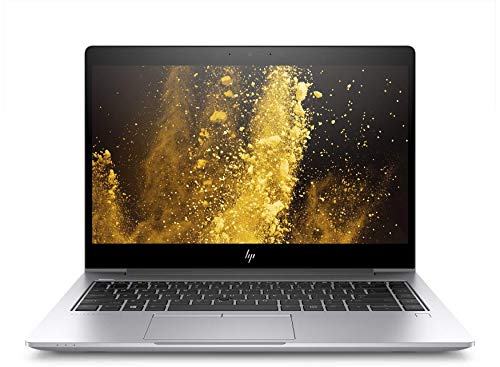 HP EliteBook 840 G6 14' FHD IPS Ultrabook Core i5 8265U up to 3.9GHz, 16GB RAM, 1TB NVMe SSD, Wireless 11ac & Bluetooth 4.2, Windows 10 Pro - UK keyboard Layout (Renewed)