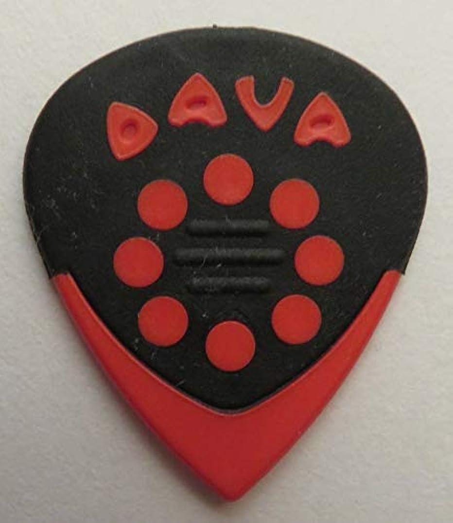 フレームワーク物足りない性的DAVA ジャズグリップピック 6パック 9024 (並行輸入品)