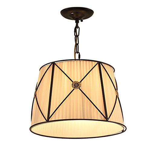 MEGSYL American minimalistische ijzeren kroonluchter, creatieve persoonlijkheid bar tafel bar gang veranda balkon lamp kroonluchter, retro single kop stof vouwplafondlamp