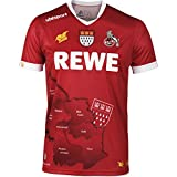 uhlsport 1. FC Köln Karnevaltrikot 2019/2020 Kinder - rot