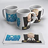 TusPersonalizables.com Taza Ceramica El Bebe Jefazo The Boss Baby