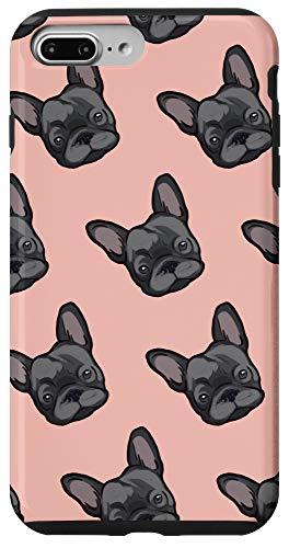 iPhone 7 Plus/8 Plus Cute French Bulldog Phone Case