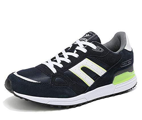 AX BOXING Zapatillas Hombres Deporte Running Sneakers Zapatos para Cor