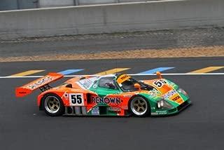 Driver Motorsports Mazda 787B 4 Rotor La Mans Winner HD Poster Race Car 36 X 24 Inch Print