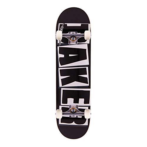 Baker Complete Brand Logo BLK/WHT Skateboard 8.5