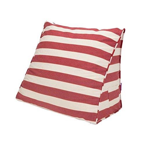 CJC kussens rugleuning textiel beddengoed kussensloop ondersteuning rug wig kussen sofa bed bureaustoel rust gooien kussen