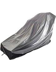 غطاء لجهاز المشي من بيسبورتبل مقاوم للماء للاستخدام في الهواء الطلق، غطاء واقي ضد الغبار للاستخدام في الأماكن المغلقة أو الهواء الطلق (رمادي)