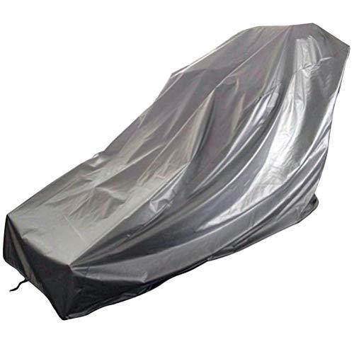 BESPORTBLE Laufbandabdeckung wasserdichte Outdoor-Laufmaschine Schutzhülle Staubdichte Abdeckung für Indoor-Outdoor (Grau)