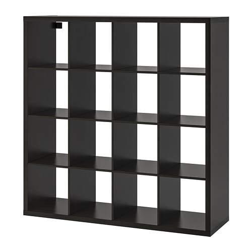 Ikea Kallax Shelving Units Insert with Door (2 Drawer, White)