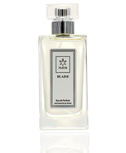 Blaise Eau de Parfum pour Homme en Flacon Vaporisateur Spray de Fleur Parfumerie Luxe Oriental, 1 x 50 ml