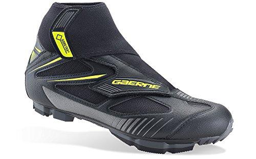 Gaerne–Zapatos de Ciclismo–3474–001g-Winter MGT Black, Negro (Negro), 43