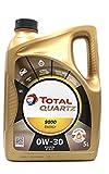 Total Quartz Energy 9000 - Aceite de Motor (5 litros, 0W30 0W-30)