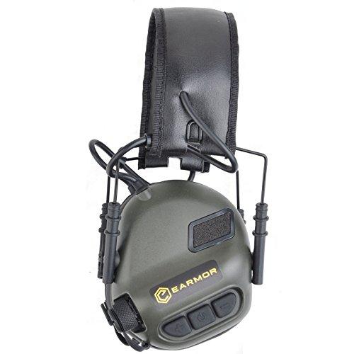 OPSMEN Sport Sound Amplification Gunshot Noise Canceling Gehoorbescherming Elektronische Oordopjes Oortelefoon M31 Serie