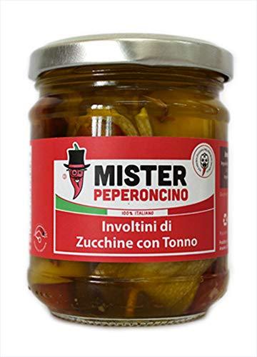 Involtini di Zucchine con Tonno (200 gr) - Mister...