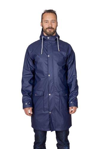 Tretorn Regenjacke Evald Raincoat, Navyblue, L