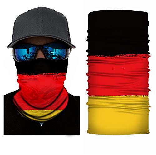 007 Motorcycle Neck Tube Warmer Ski Scarf Face Shields Sun Mask Animal Balaclava Headband Halloween Party Gift ZZM Cycling Face Mask 3D Animal Face Mask