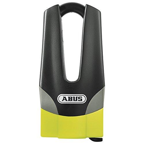 ABUS Granit Quick 37/60HB50 Mini Bremsscheibenschloss, Yellow, 42657