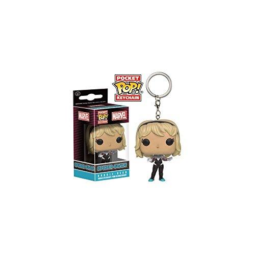 Pocket POP! Keychain: Marvel: Spider-Gwen Exclusivo
