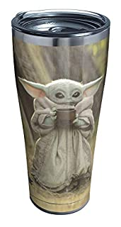 Tervis Star Wars-The Mandalorian Insulated Tumbler, 30oz-Stainless Steel, The Child Sipping (B0844CGF4J) | Amazon price tracker / tracking, Amazon price history charts, Amazon price watches, Amazon price drop alerts