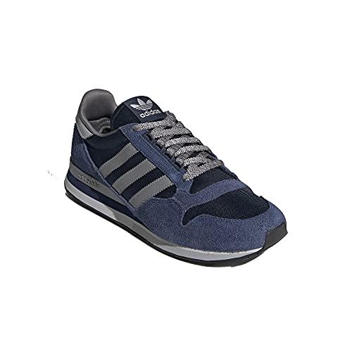 adidas ZX 500 - Zapatillas deportivas, color Azul, talla 44 EU