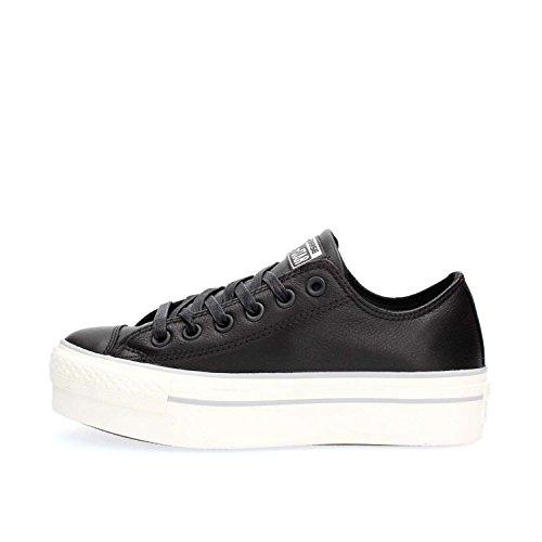 CONVERSE 559016C zwart lage schoen vrouwen sneakers veters platform