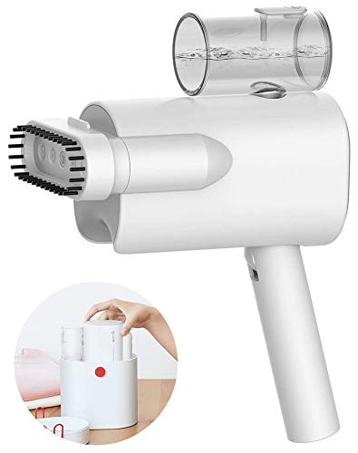 Great Features Of BEDDYB Hand-Held Garment Steamer for Clothes, Handheld Portable Travel Garment Ste...