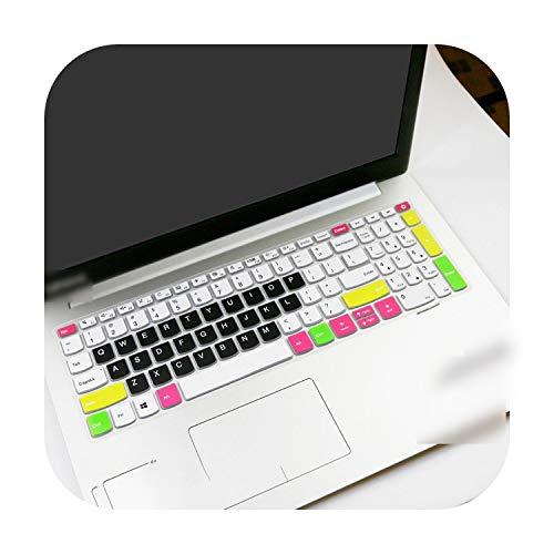 Für Lenovo Ideapad 330320320 17 330 17 17 3 Zoll HD I5 8250U 17 Zoll Notebook Tastaturabdeckung Hautschutz Candyblack