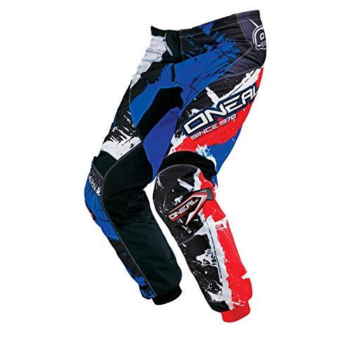 O'Neal Kinder Motocross Hose Element Shocker Youth, Gelb, 26/42, 0124S-52