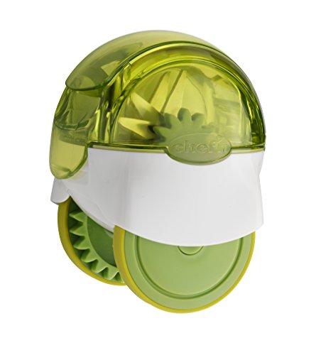 Chef'n GarlicZoom II Cortador de ajo 6,5 x 4,8 x 7,5 cm, Verde