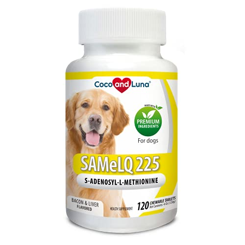 Top 10 best selling list for sam-e supplements for dogs