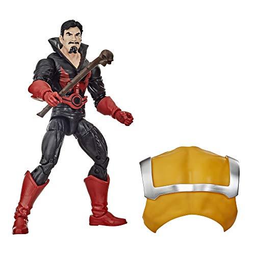 Hasbro Marvel Legends Series E9310 Marvel Legends Series Black Tom Cassidy Figurina con Accessori, Multicolore