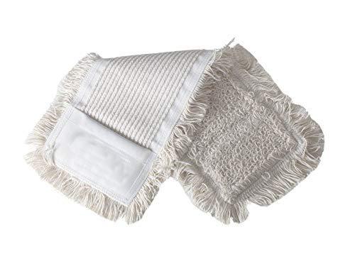 Balai 50 cm 1 schlingenmopp 35% polyester - 65% coton lavable en machine à 90°c