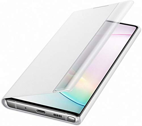 SAMSUNG Clear View Cover Blanc Galaxy Note 10