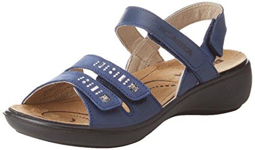 Sandalias de talón abierto para mujer (Romika Ibiza 86)