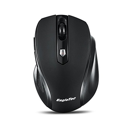 Wireless Mouse EagleTec for Computer, Notebook, PC, Laptop and Mac, Cordless...