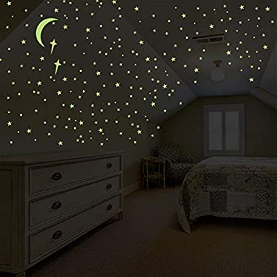 PARLAIM Wall Stickers for Bedroom Living Room, Wall Decals for Kids Boys and Girls
