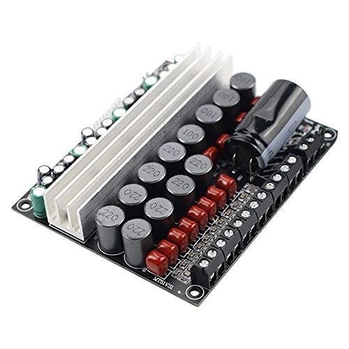Monland TPA3116 Amplificador de Audio Tablero de 5.1 Canales Amplificador de Potencia Digital Tablero 50Wx4 100Wx2 DIY 5.1 Cine en Casa